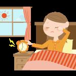 めまいの症状が寝起きに起きる時の原因とは?セルフチェックで予防?